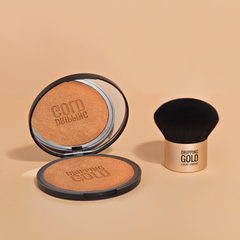SOSU By SJ Dripping Gold Kabuki Brush - Count On Us