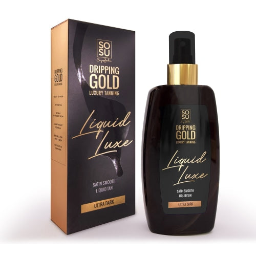 SOSU by SJ Dripping Gold Liquid Luxe Tan (Ultra Dark)