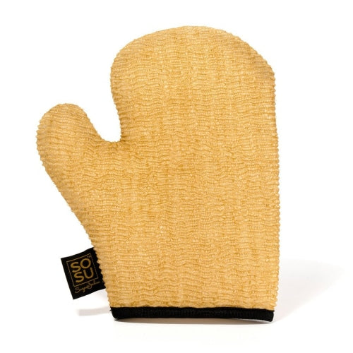 SOSU by SJ Dripping Gold Luxury Tanning Exfoliating Mitt - Count On Us