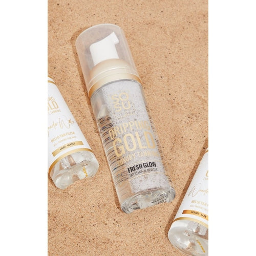 SOSU by SJ Dripping Gold Tan Removal Mousse - Count On Us