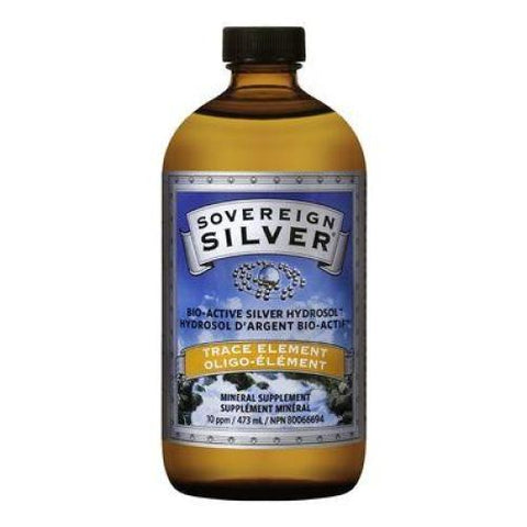 Sovereign Silver Bio-Active Silver Hydrosol 473 ml
