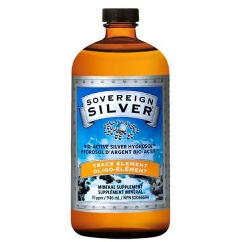 Sovereign Silver Bio-Active Silver Hydrosol 946 mL