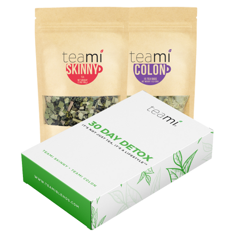 Teami Blends 30 Day Detox Pack