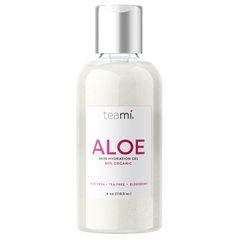 Teami Blends Aloe Organic Skin Hydration Gel - Count On Us