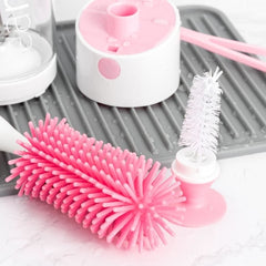 Teami Blends Clean 2-in-1 Silicone Bottle Brush - Count On Us