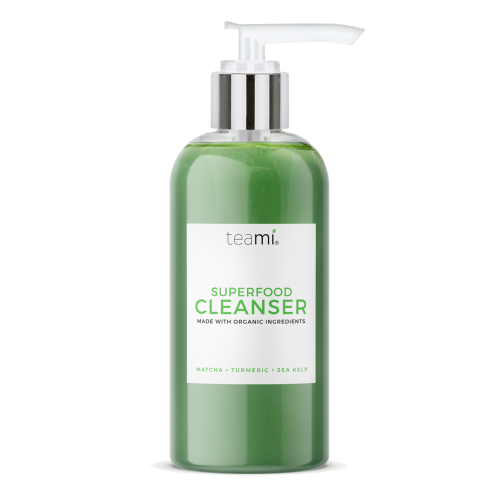 Teami Blends Gentle Superfood Liquid Cleanser