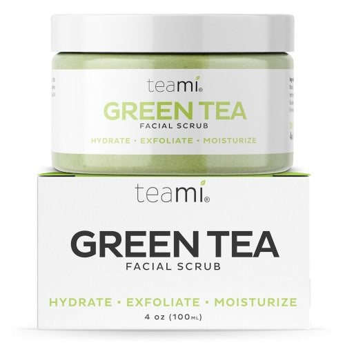 Teami Blends Green Tea Facial Scrub - Count On Us