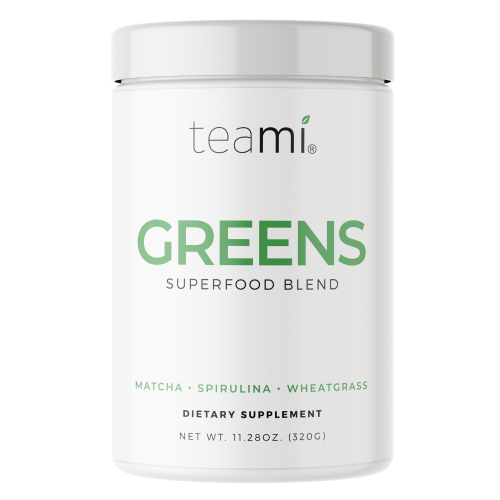 Teami Blends Greens Superfood Powder - Count On Us