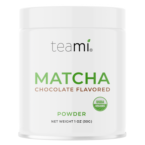 Teami Blends Matcha Powder Tin (Chocolate) - Count On Us