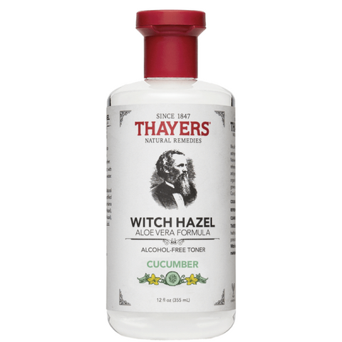 Thayers Alcohol Free Cucumber Witch Hazel Toner