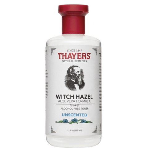Thayers Alcohol Free Original Unscented Witch Hazel Toner