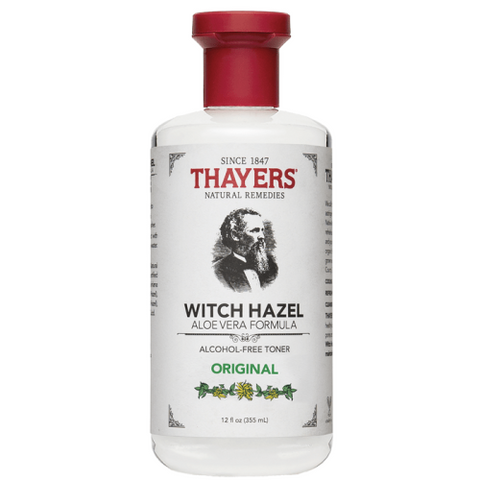 Thayers Alcohol Free Original Witch Hazel Toner