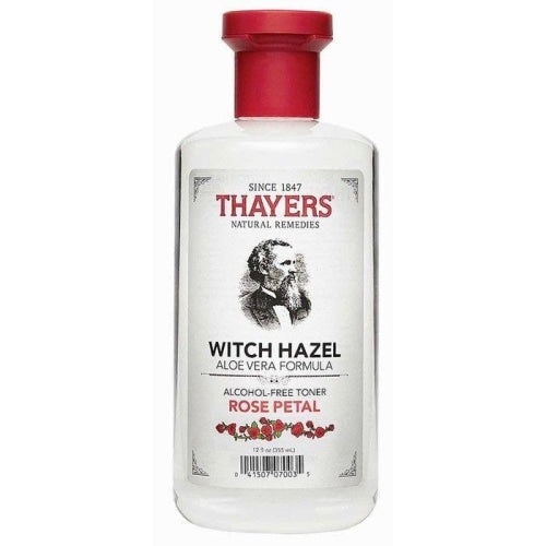 Thayers Alcohol Free Rose Petal Witch Hazel Toner - Count On Us