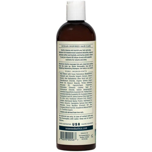 The Seaweed Bath Co Argan Volumizing Conditioner Lavender - The Seaweed Bath Co.