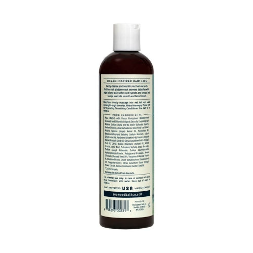 The Seaweed Bath Co CITRUS VANILLA Smoothing Argan Shampoo - Count On Us