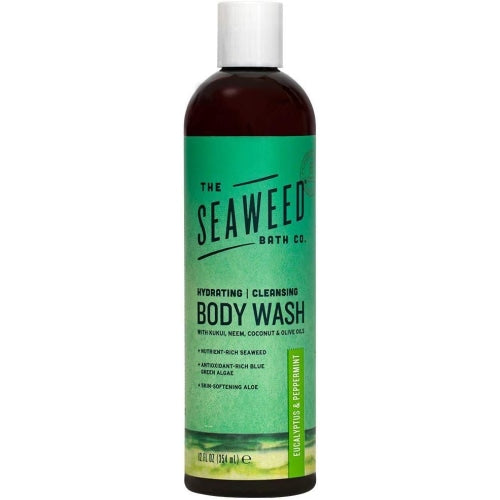 The Seaweed Bath Co. Eucalyptus & Peppermint Hydrating Body Wash
