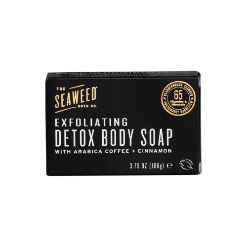 The Seaweed Bath Co. Exfoliating Detox Body Soap