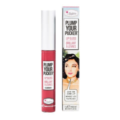 theBalm Cosmetic Plump Your Pucker® Lip Gloss (Elaborate) - Count On Us