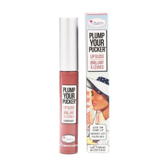theBalm Cosmetic Plump Your Pucker® Lip Gloss (Exaggerate) - Beauty