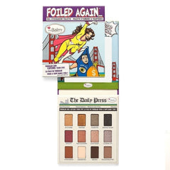 theBalm Cosmetics Foiled Again...Foil Eyeshadow Palette - Beauty