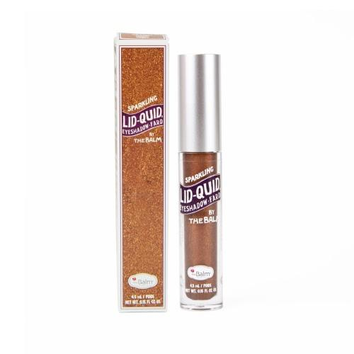theBalm Cosmetics Lid-Quid® Sparkling Liquid Eyeshadow (Irish Coffee)