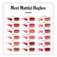 theBalm Cosmetics Meet Matt(e) Hughes Liquid Lipstick (Affectionate) - The Balm Cosmetics