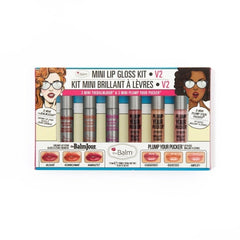theBalm Cosmetics Mini Lip Gloss Kit Vol. 2 - theBalm