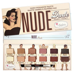 theBalm Cosmetics Nude Dude Nude Eyeshadow Palette - The Balm Cosmetics