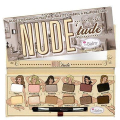 theBalm Cosmetics Nude Dude Tude Naughty Eyeshadow Palette - The Balm Cosmetics