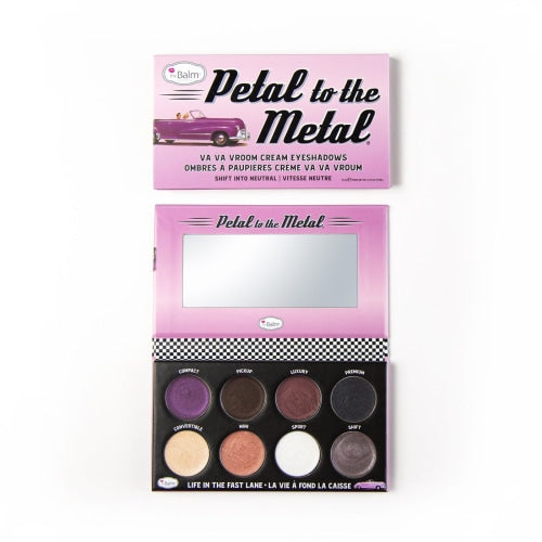 theBalm Cosmetics Petal To the Metal® Shift Into Neutral