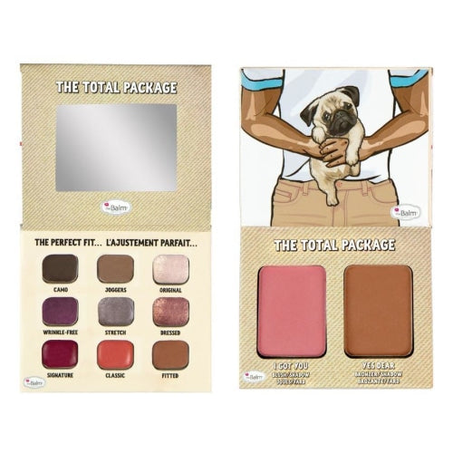 theBalm Cosmetics The Total Package® Khaki (I Love My Girlfriend) - Count On Us
