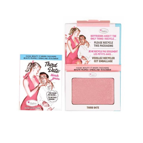 theBalm Cosmetics Third Date Blush - Count On Us