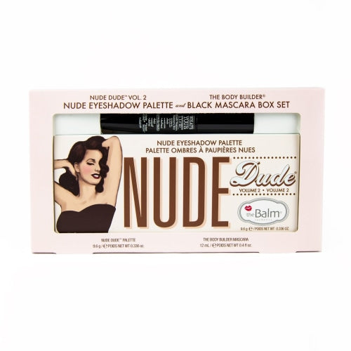 theBalm Nude Dude Vol. 2 + Whats Your Type Box Set - Count On Us