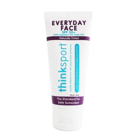 thinksport Everyday Face Sunscreen SPF 30 (2 oz)