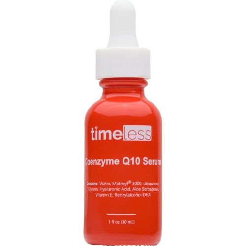 Timeless Skin Care COENZYME Q10 Serum - Count On Us