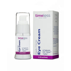 Timeless Skin Care Dark Circle Eye Cream - Count On Us