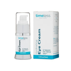 Timeless Skin Care Hydrating Eye Cream - Count On Us