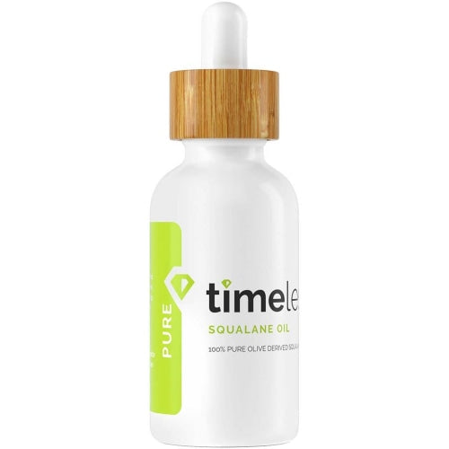 Timeless Skin Care Squalane Oil 100% Pure (2oz) - Count On Us