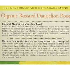 Traditional Medicinals Organic Roasted Dandelion - Count On Us