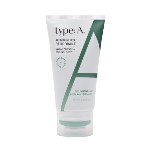 type:A The Innovator Deodorant (Fresh Rain & Bergamot)