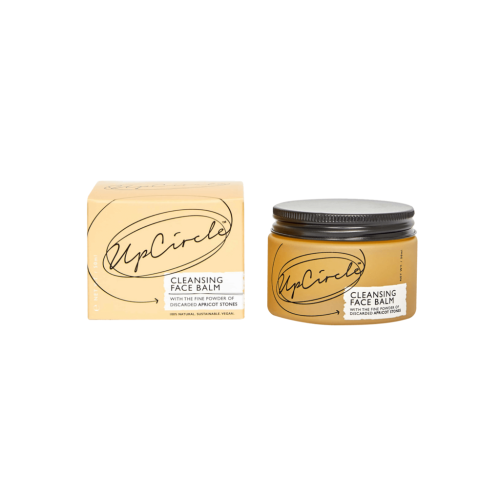 UpCircle Beauty Cleansing Face Balm With Apricot Powder
