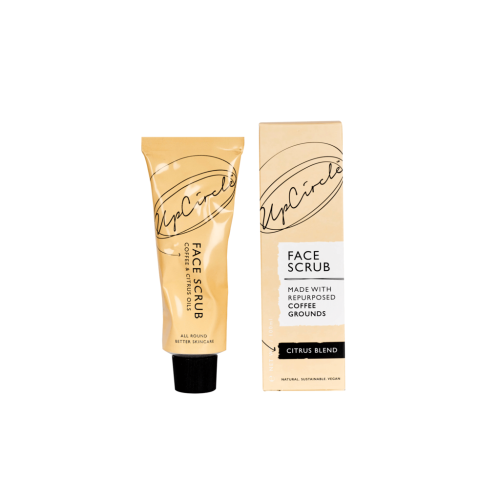 UpCircle Beauty Coffee Face Scrub Citrus Blend