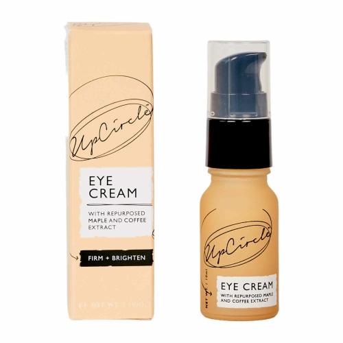 UpCircle Beauty Eye Cream with Maple and Coffee