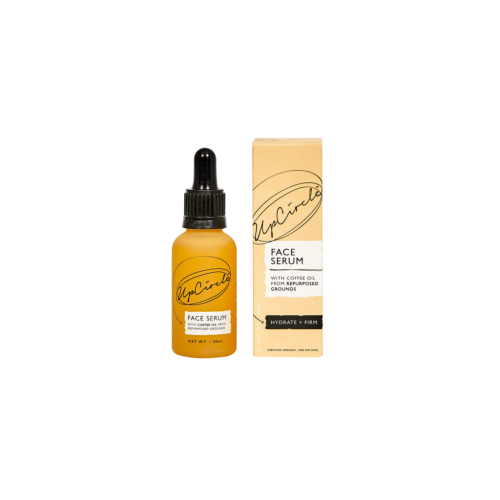 UpCircle Beauty Organic Face Serum With Coffee Oil