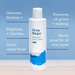 Ursa Major 4-in-1 Essential Face Tonic - Count On Us