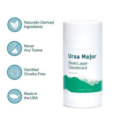 Ursa Major Base Layer Deodorant - Count On Us