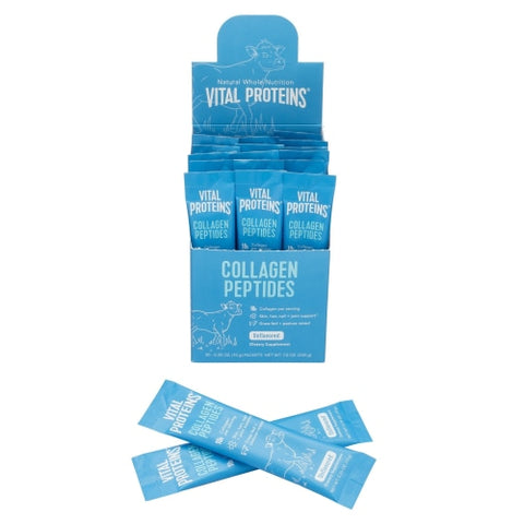 Vital Proteins Collagen Peptides Stick Pack Box (20 ct)
