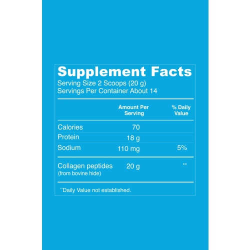 Vital Proteins Collagen Peptides (Unflavored) - 10oz - Count On Us