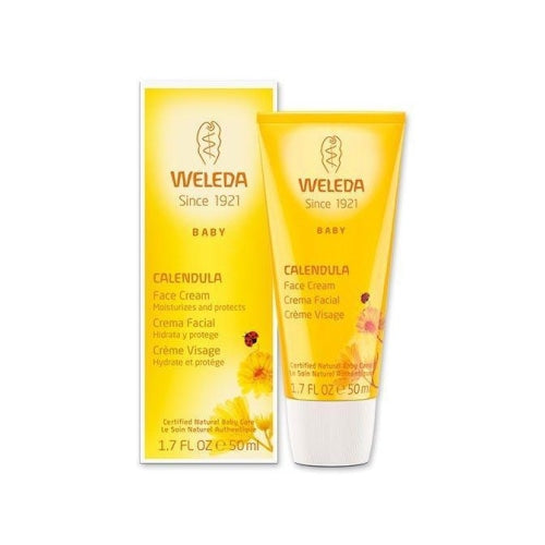 Weleda Calendula Face Cream - Count On Us