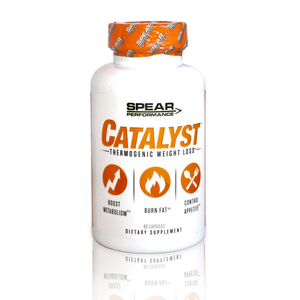Catalyst- Thermogenic, Fat Burning Weight Loss